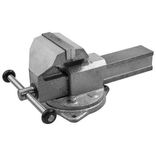 Фото - Тиски ЗУБР Эксперт 32606-125 125 мм тиски зубр 125мм с поворотным основанием эксперт 32606 125