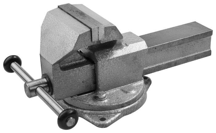Тиски ЗУБР Эксперт 32606-125 125 мм
