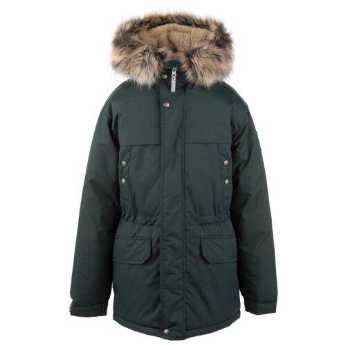 Купить Парка KERRY Wafi K20469 A размер 170, 332 темно-зеленый, Куртки и пуховики
