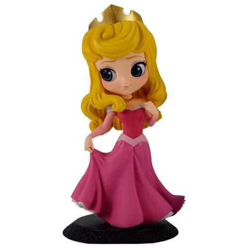 Купить Фигурка Q Posket Disney Characters: Princess Aurora (A Pink Dress ) 82455P, Bandai, Игровые наборы и фигурки