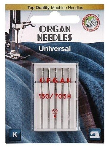 Игла/иглы Organ Universal 60
