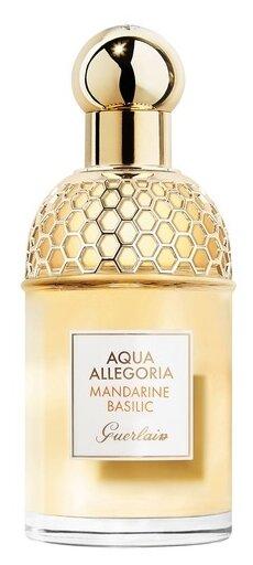 Туалетная вода Guerlain Aqua Allegoria Mandarine Basilic