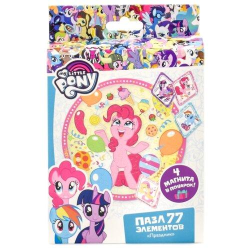 Купить Пазл Origami My Little Pony Праздник (04369), 77 дет., Пазлы