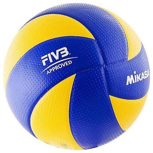 Фото - Волейбольный мяч Mikasa MVA200 желто-синий волейбольный мяч mikasa vt500w желто синий