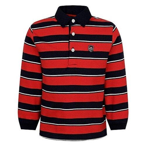 Купить Поло Mayoral размер 68, красный/синий, Футболки и рубашки