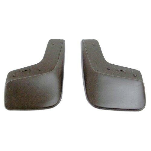 Брызговики передние для Mazda NorPlast NPL-Br-55-70F черный