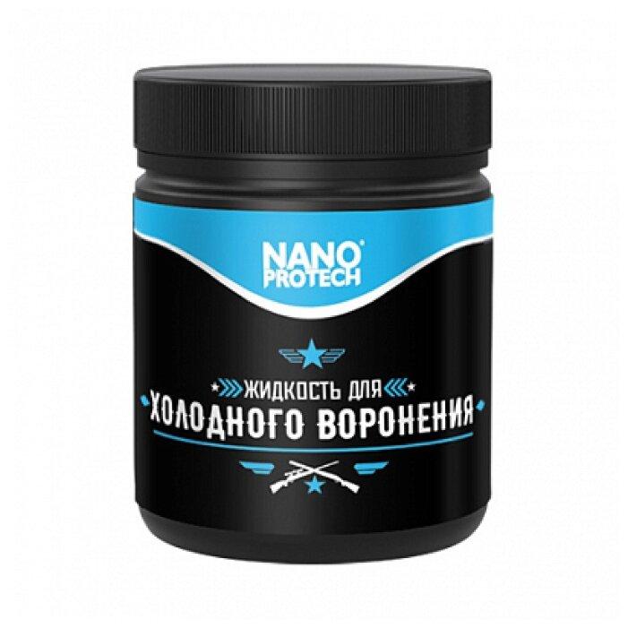 Чистка и уход за оружием NANOPROTECH Жидкость для холодного воронения, 40 мл
