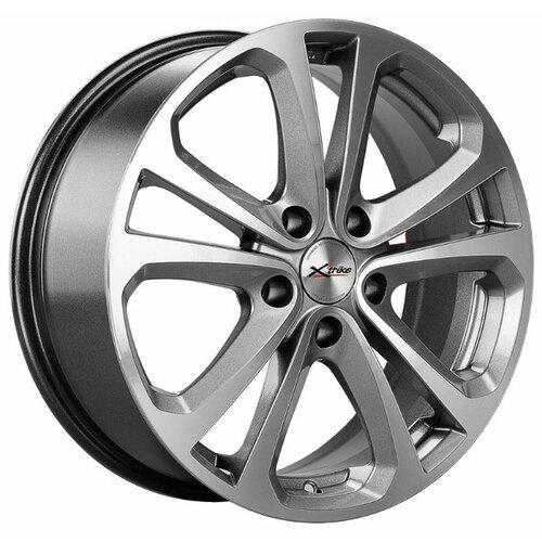 цена на Колесный диск X'trike X-113 7x17/5x114.3 D67.1 ET45 HSB/FP
