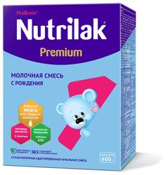 Лучшие Молочные смеси Nutrilak (InfaPrim) с рождения до 6 месяцев