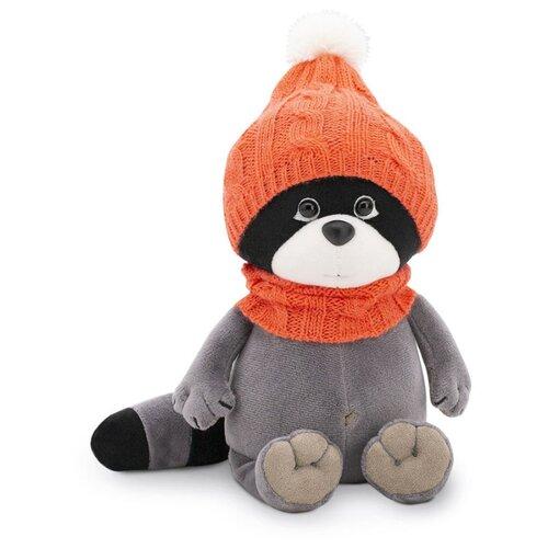 Мягкая игрушка Orange Toys Енотик Дэйзи Теплая прогулка 20 см