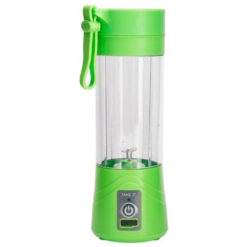 Портативный блендер Take It X2, зеленый