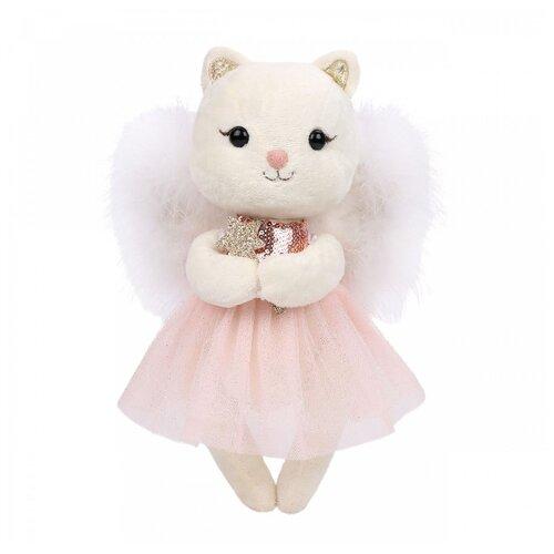 Купить Мягкая игрушка Angel Collection Киска Жизель с крыльями 28 см, Мягкие игрушки