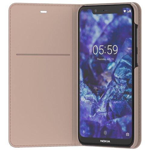 Чехол Nokia CP-251 для Nokia 5.1 Plus cream