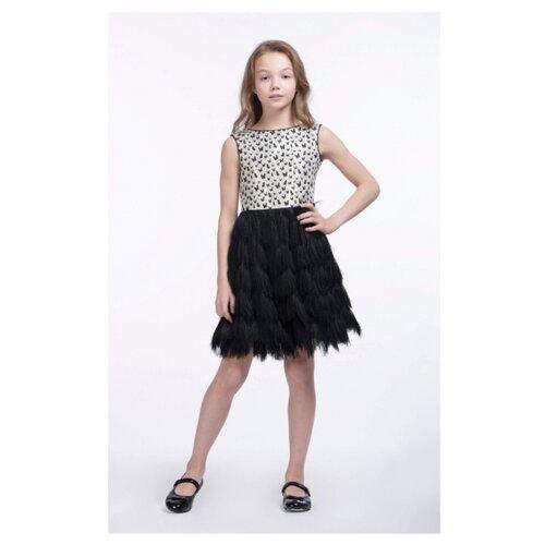 Купить Платье Смена размер 152/76, черный, Платья и сарафаны