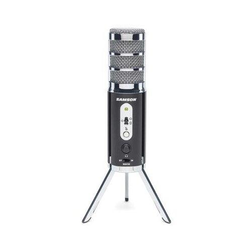 Микрофон Samson Satellite, черный/серебристый