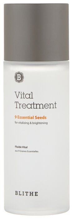 BLITHE Vital Treatment 9 Essential Seeds Эссенция