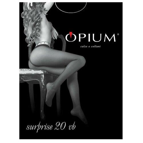 Колготки Opium Surprise 20 den, размер 2, nero (черный) opium 467 page 10