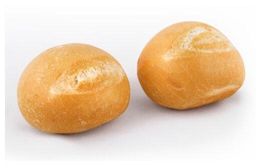 ЕвроХлеб Булочка французкая европейский хлеб, 7 шт. по 40 г