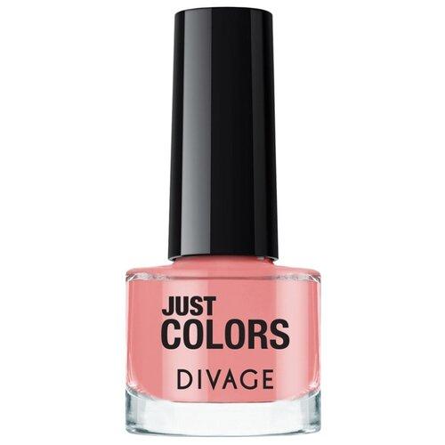 Лак DIVAGE Just Colors, 6 мл, оттенок 34