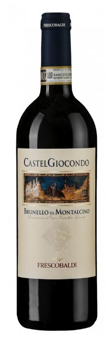 Вино Frescobaldi Brunello di Montalcino Castelgiocondo, 2013, 0.75 л