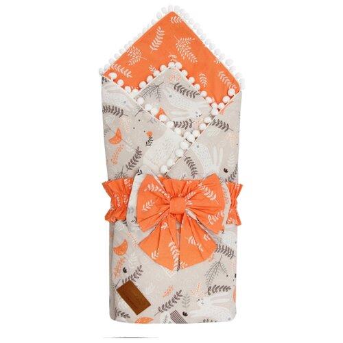 Фото - Одеяло на выписку AmaroBaby Bon Bon Лес конверты на выписку amarobaby одеяло на выписку bon bon индейцы