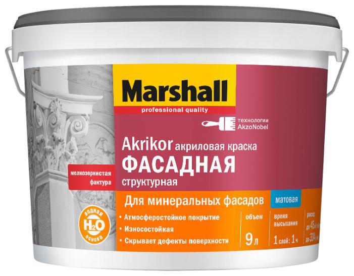 Декоративное покрытие Marshall Akrikor