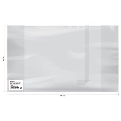 Купить ArtSpace Набор обложек для дневников и тетрадей с закладкой 210x350 мм, 140 мкм, 50 штук бесцветный, Обложки