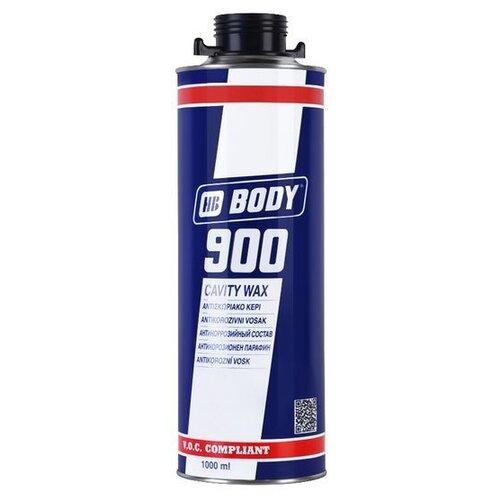 Антикор HB BODY 900 1 л баллончик коричневый