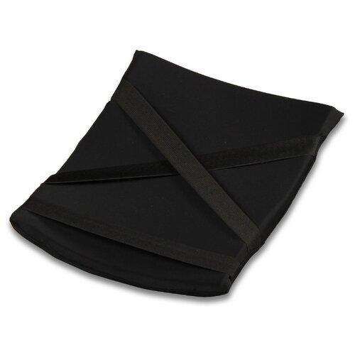 Подушка для кувырков для художественной гимнастики Indigo SM-265 черный нить для крепления ленты indigo in140 черный
