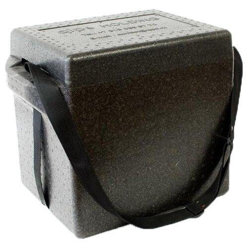 Royal Box Изотермический контейнер IceTime черный 2 23 л