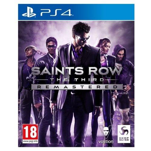 Купить Игра для PlayStation 4 Saints Row: The Third - Remastered, Deep Silver