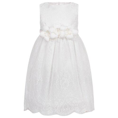 Платье ColoriChiari размер 92, белый