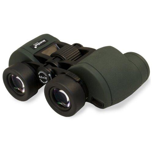 Купить Бинокль LEVENHUK Sherman PRO 6, 5x32 зеленый/черный