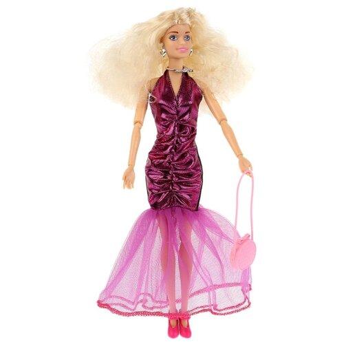 Фото - Кукла Карапуз София с большим набором платьев, 29 см, 99193-S-AN кукла карапуз софия повар 29 см