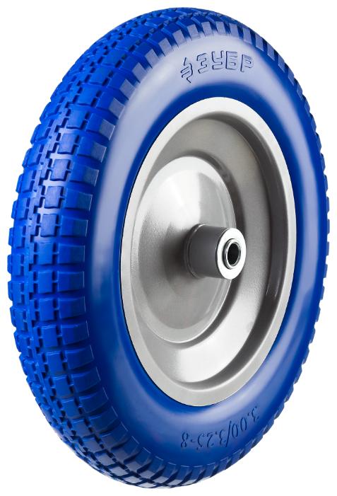 Колесо для тачки ЗУБР полиуретановое (39912-3) 350 мм — купить по выгодной цене на Яндекс.Маркете