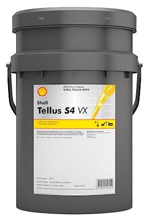 Гидравлическое масло SHELL Tellus S4 VX 32, 209 л.