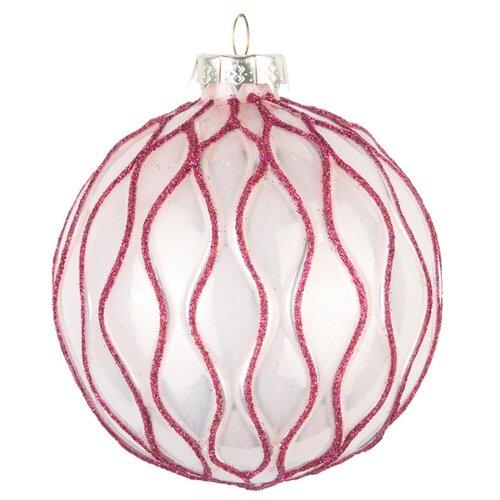 Набор шаров KARLSBACH 08510, розовый