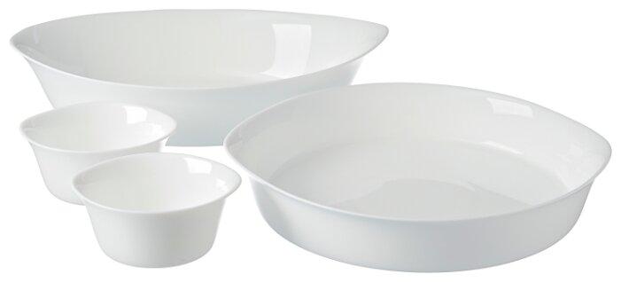 Набор посуды для запекания Luminarc Smart Cuisine P1060, 4 шт.