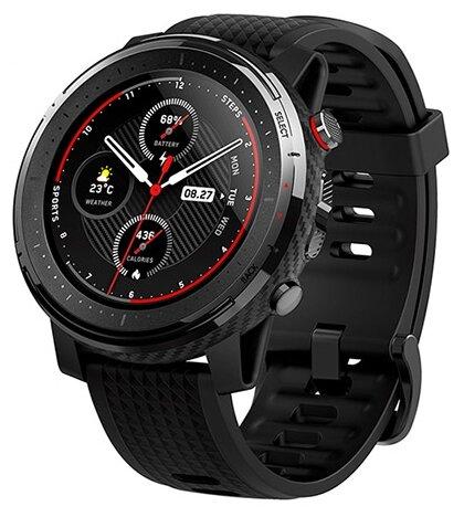 Часы Amazfit Stratos 3 — купить по выгодной цене на Яндекс.Маркете