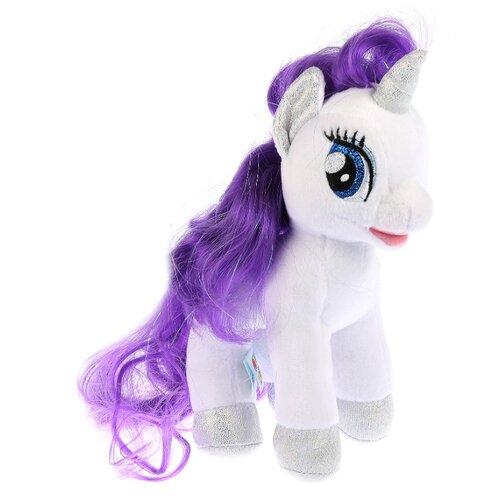Купить Мягкая игрушка Мульти-Пульти Пони Рарити без чипа 18 см, Мягкие игрушки
