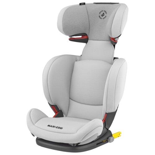 Автокресло группа 2/3 (15-36 кг) Maxi-Cosi Rodi AP Fix, authentic grey автокресло группа 1 2 3 9 36 кг little car ally с перфорацией черный