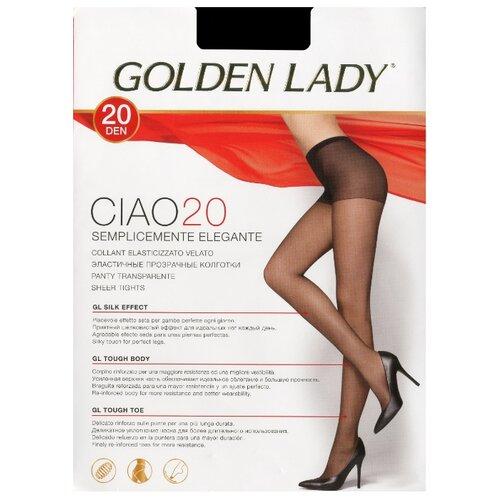Колготки Golden Lady Ciao 20 den moro 3-M (Golden Lady)Колготки и чулки<br>