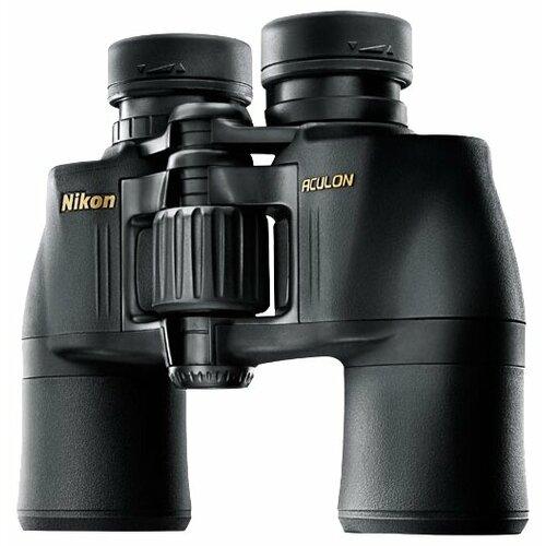 Фото - Бинокль Nikon Aculon A211 10x42 черный бинокль nikon prostaff 5 10 x 42 roof черный [baa821sa]
