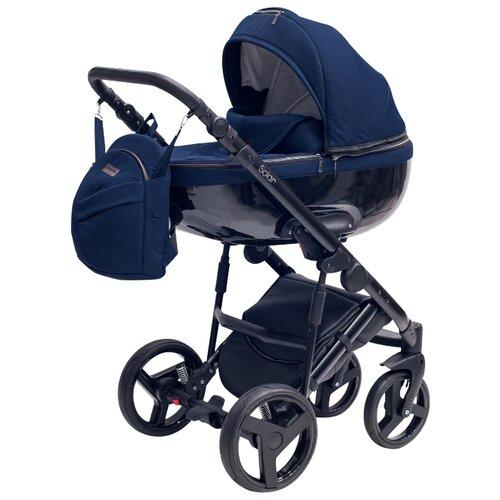 Универсальная коляска everflo Solar (2 в 1) indigo коляска 2 в 1 indigo indigo 18 special sp 15 черная кожа
