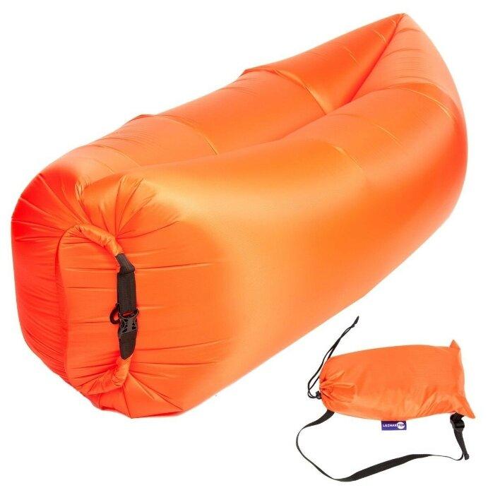 Надувной диван Ламзак цвет оранжевый