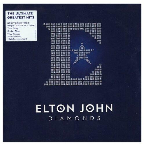 Elton John. Diamonds (2 LP)