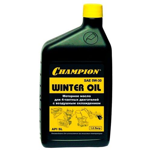 Масло для садовой техники Champion Winter oil SAE 5W-30 1 л