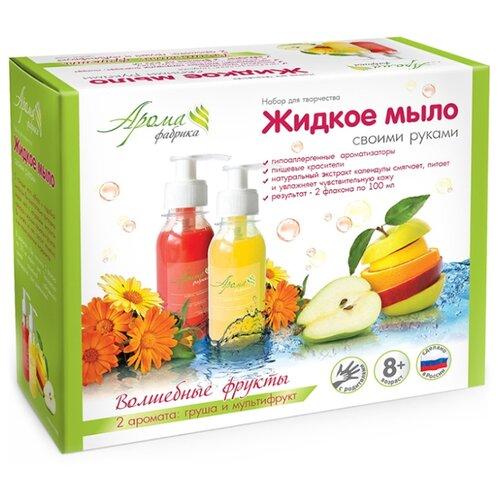 Развивашки Аромафабрика Жидкое мыло Волшебные фрукты (С0306)