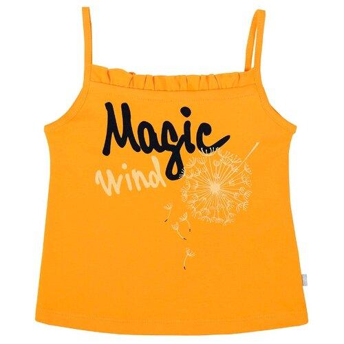 Купить Майка Мамуляндия размер 92, желтый, Футболки и рубашки