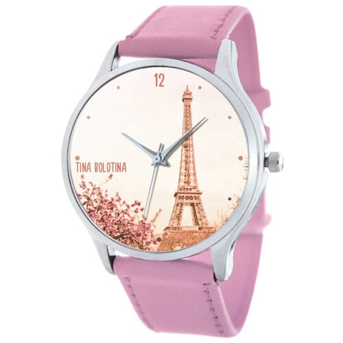 Наручные часы TINA BOLOTINA Весенний Париж Extra будильник tina bolotina лондон awo 009
